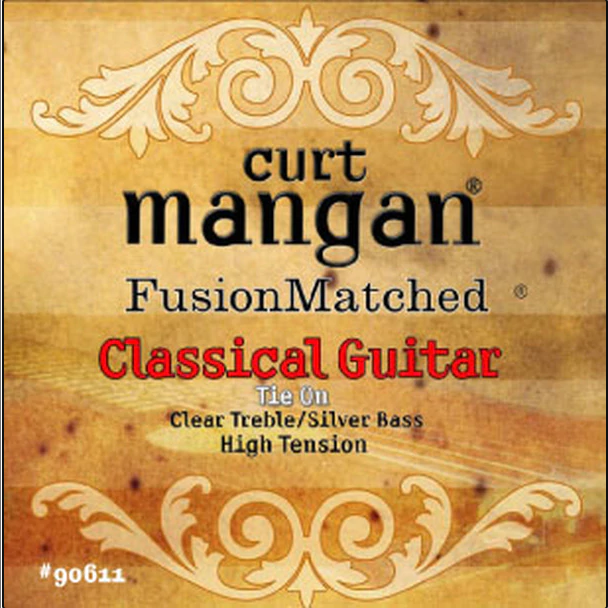 CURT MANGAN CLASSICAL GUITAR STRINGS TIE ON