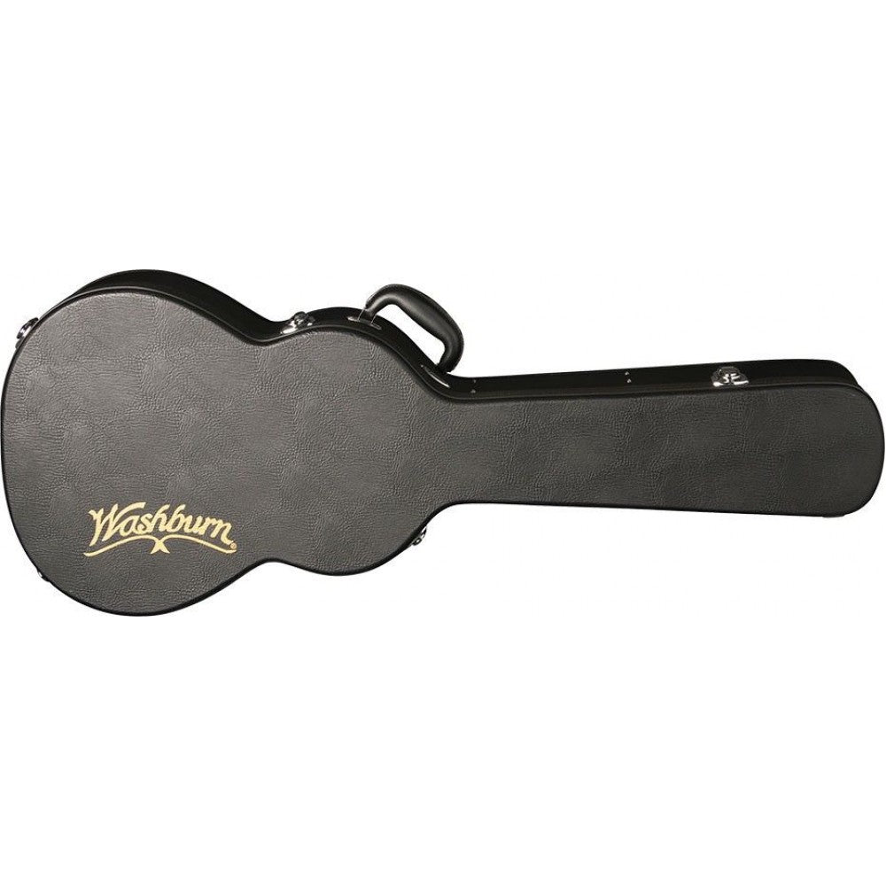 WASHBURN AG40CEK ACOUSTIC ELECTRIC GUITAR FLAME MAPLE