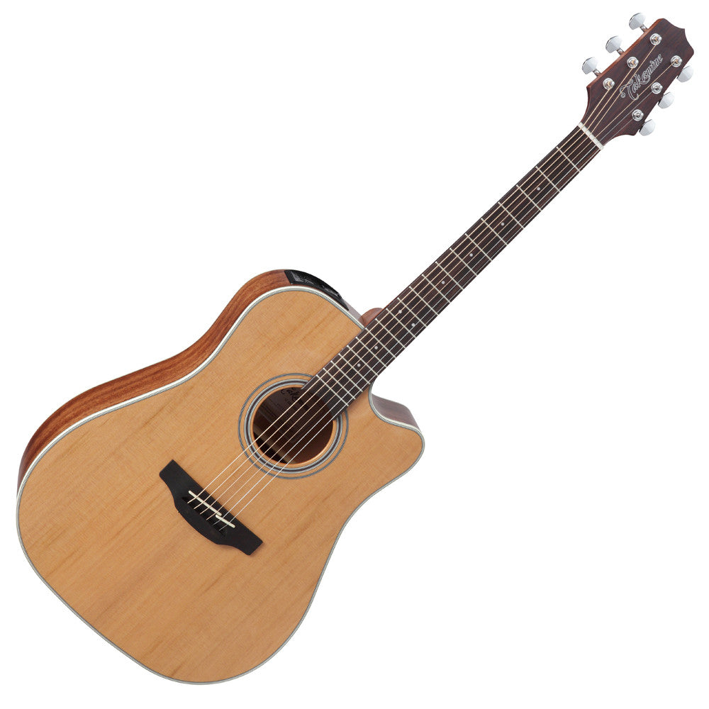 Takamine G series A/E Guitar GD20CE (Natural Satin)