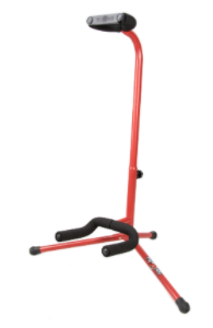 PIG HOG PHGS GUITAR STAND RED