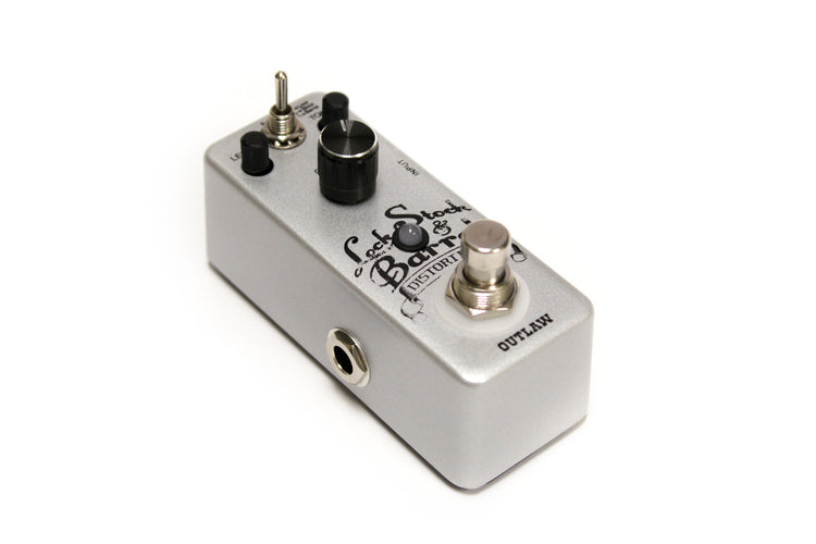 Outlaw Effects Lock Stock & Barrel 3-Mode Distortion