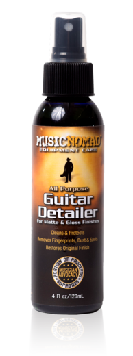 Music Nomad All Purpose Guitar Detailer (Matte & Gloss Finishes)