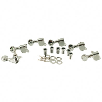 WD Premium Tuning Machines 6 in-line Left Hand