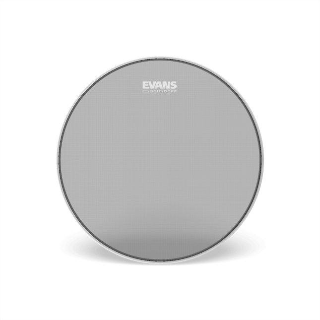 Evans SoundOff Drumhead, 18 inchTT18SO1