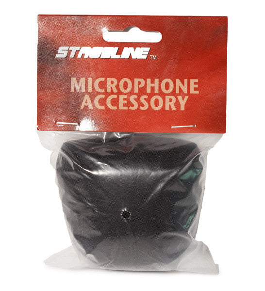 Stageline Microphone Windscreen (Black)