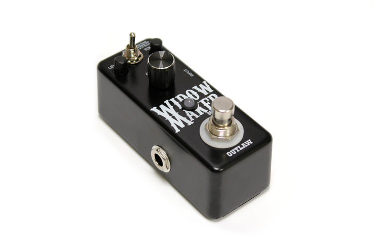 Outlaw Effects Widow Maker Metal Distortion