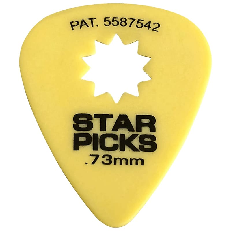 EVERLY STAR GRIP PICKS 12 PACK