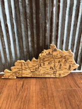 Load image into Gallery viewer, Kentucky Cutting Board