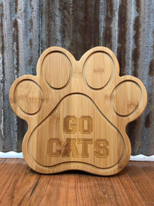 Paw Cutting Board
