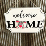 Small Interchangeable Home Sign Package