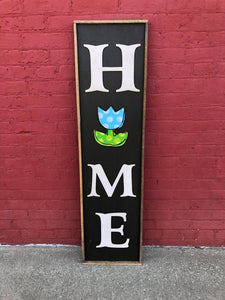 Large Interchangeable Home Sign Attachments