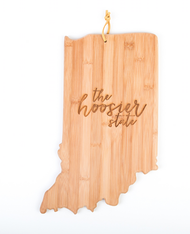 Indiana Cutting Board