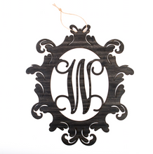Load image into Gallery viewer, Damask Monogram