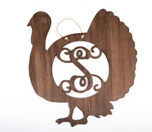 Load image into Gallery viewer, Turkey Monogram