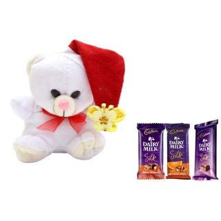 Chocolates With Teddy - GoSendGift.com