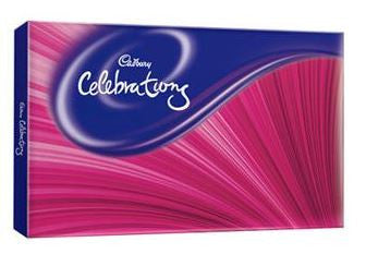 Cadbury Celebration Chocolate - GoSendGift.com