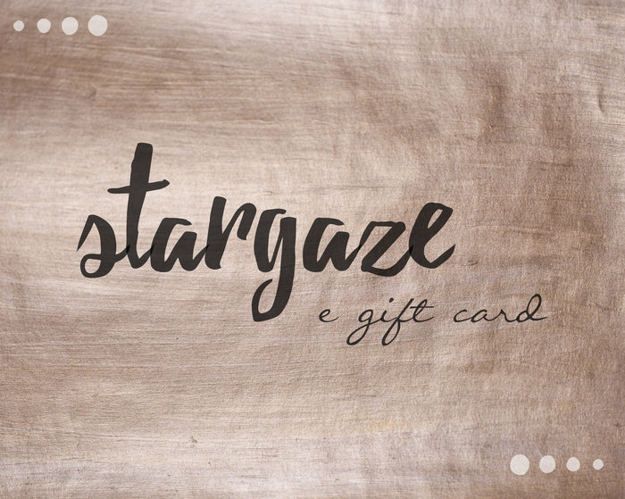 Gift Card Gift Card - Stargaze Jewelry