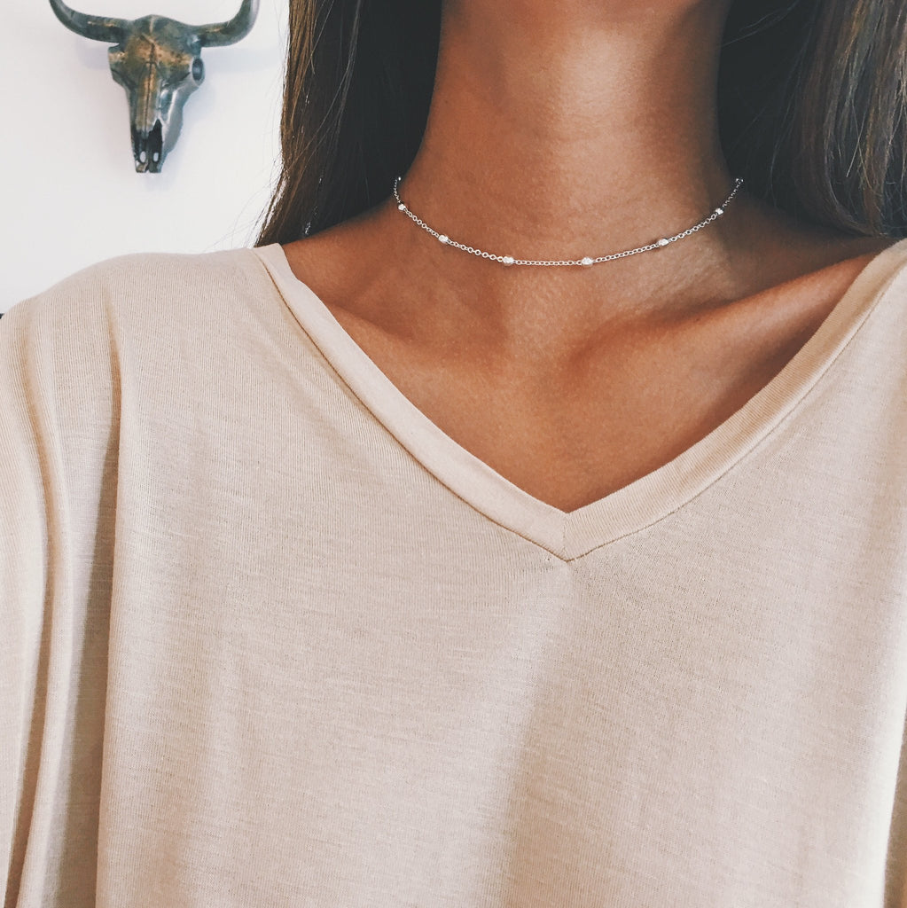 Satellite Chain Choker