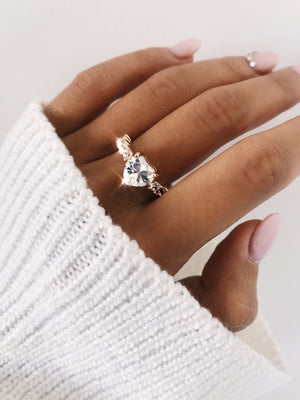 Spoiled Ring Rings - Stargaze Jewelry
