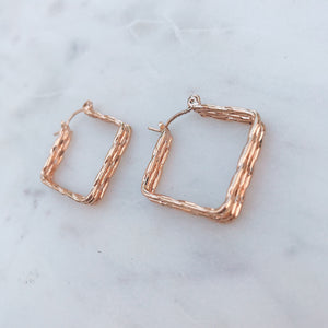 Vintage Square Earring Earrings - Stargaze Jewelry