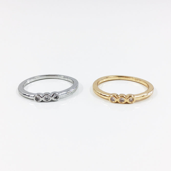 Dainty Leah Ring