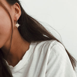 Stella Earrings Earrings - Stargaze Jewelry