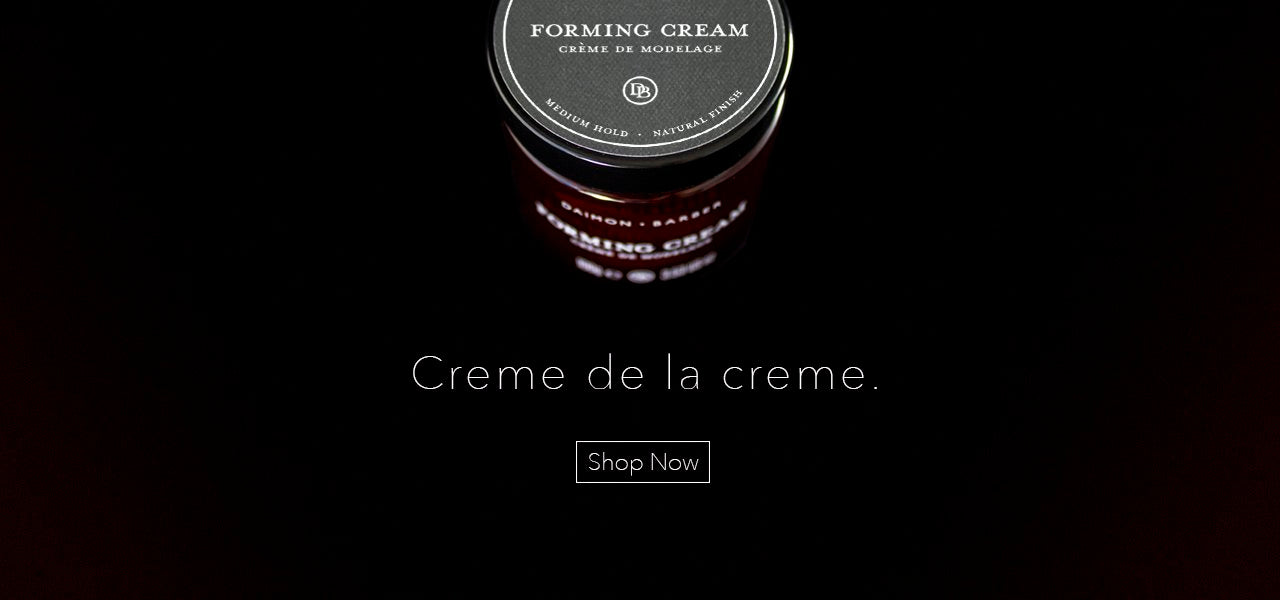 Daimon Barber Forming Cream
