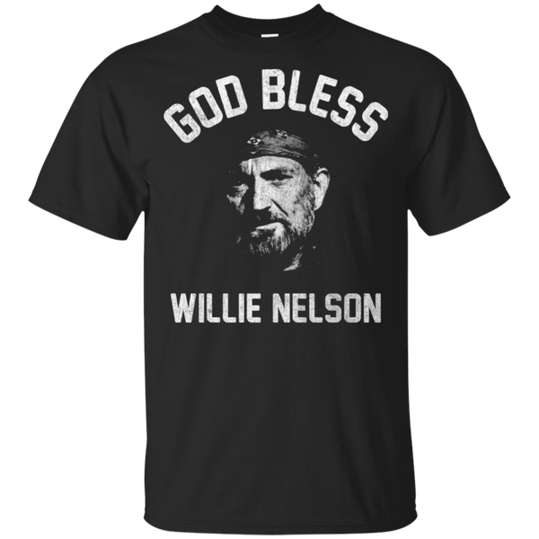 God Bless Willie Nelson Youth Tee