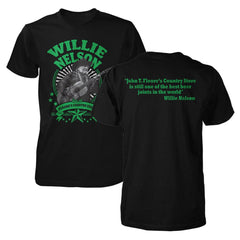 Willie Nelson Live at Floore's T-Shirt