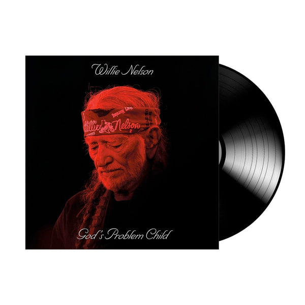 Willie Nelson - God's Problem Child LP