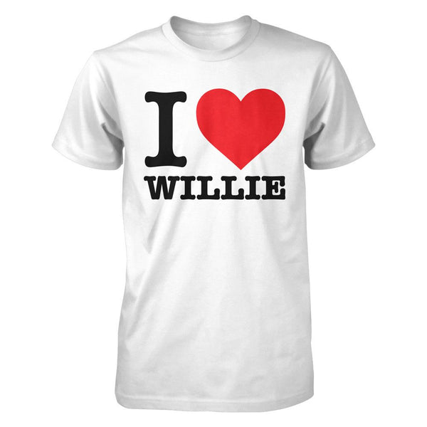 I Heart Willie Tee