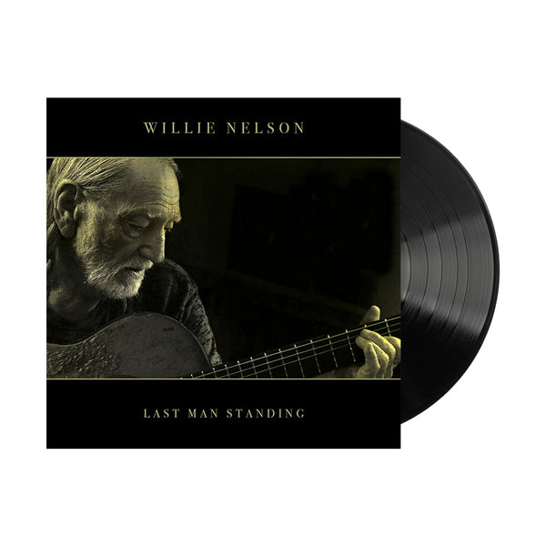 Willie Nelson - Last Man Standing LP