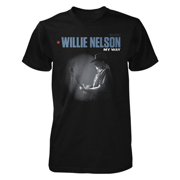 Willie Nelson My Way Tee