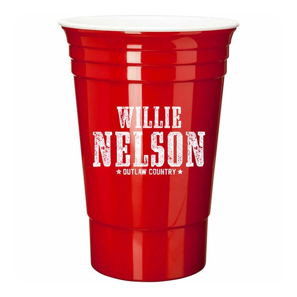 16oz Outlaw Country Party Cup