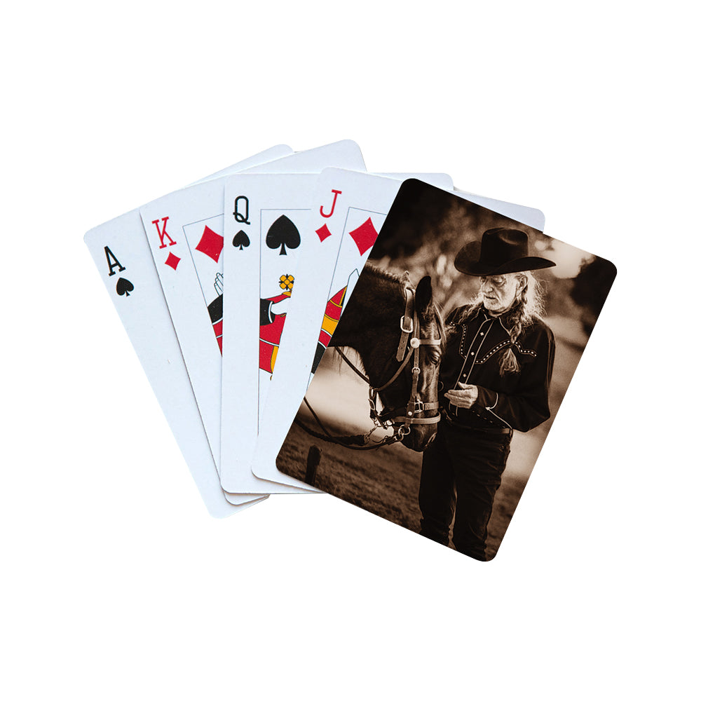 Ride Me Back Home Playing Cards