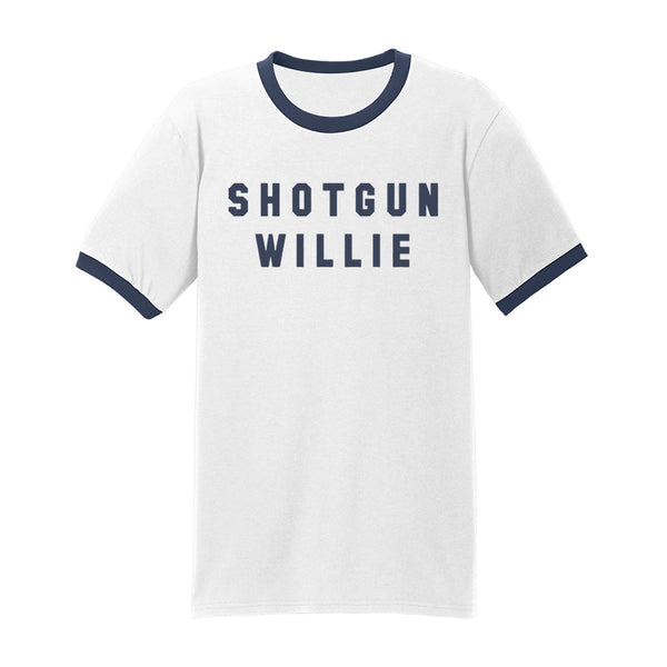 Shotgun Willie Ringer T-Shirt