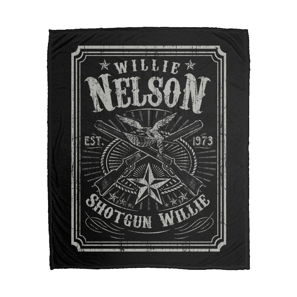 outlet store 2d497 30ff5 Shotgun Willie Fleece Blanket