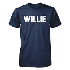 Willie Text Tee