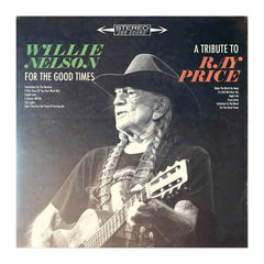 Willie Nelson - For the Good Times: A Tribute to Ray Price CD