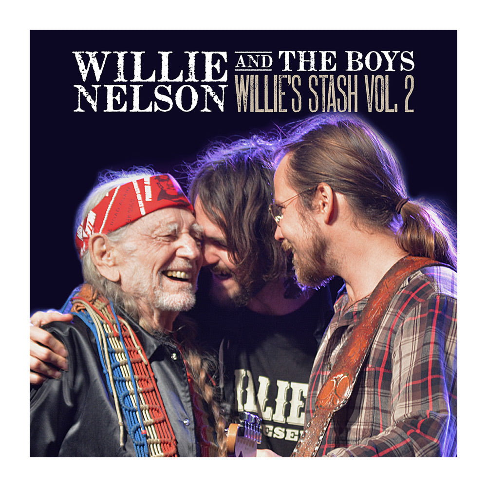 Willie Nelson and the Boys (Willie's Stash, Vol. 2) - CD