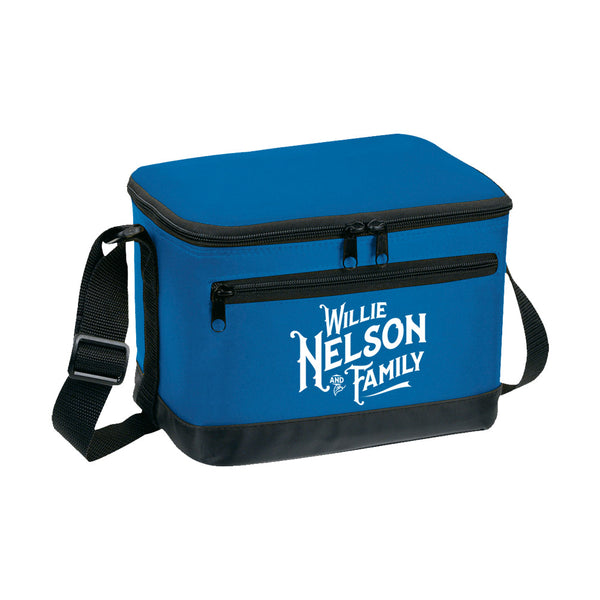 Willie Nelson Six Pack Cooler
