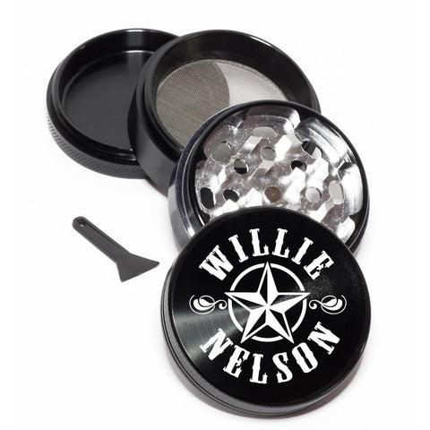 Official Willie Nelson Herb Grinder