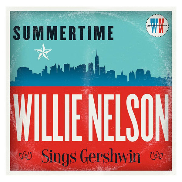 Summertime: Willie Nelson Sings Gershwin CD