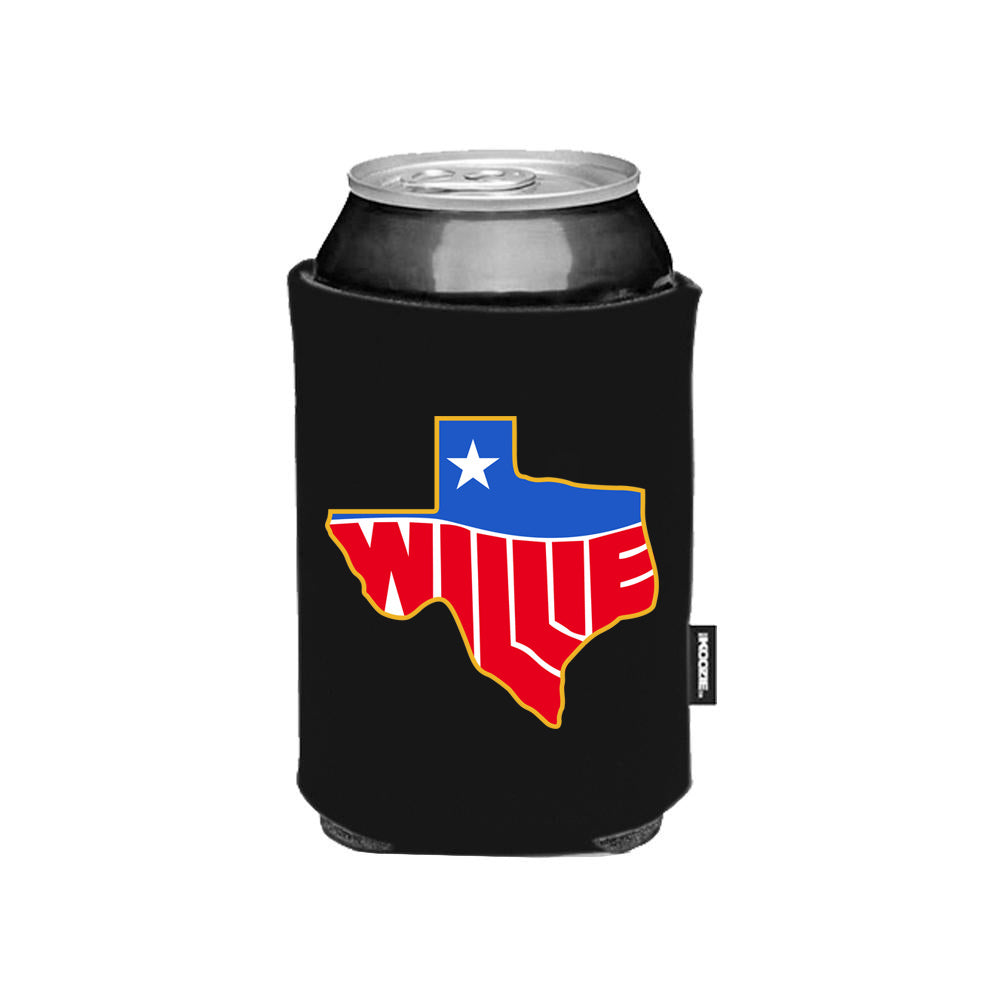 Willie Texas Koozie