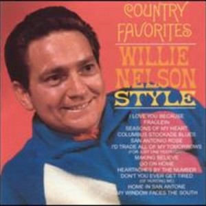 Country Favorites – Willie Nelson Style
