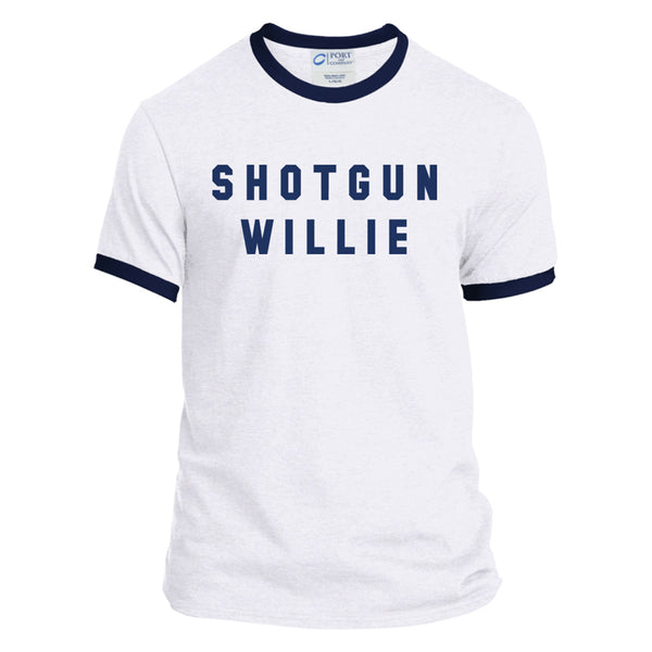 Shotgun Willie Retro Ringer