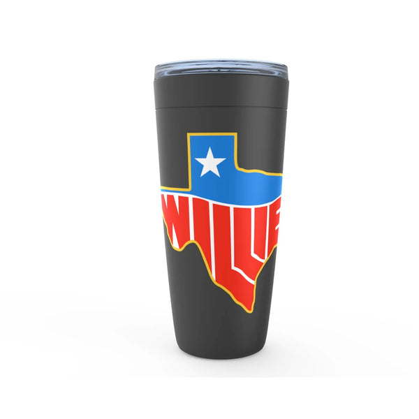 Willie Texas 20oz Tumbler