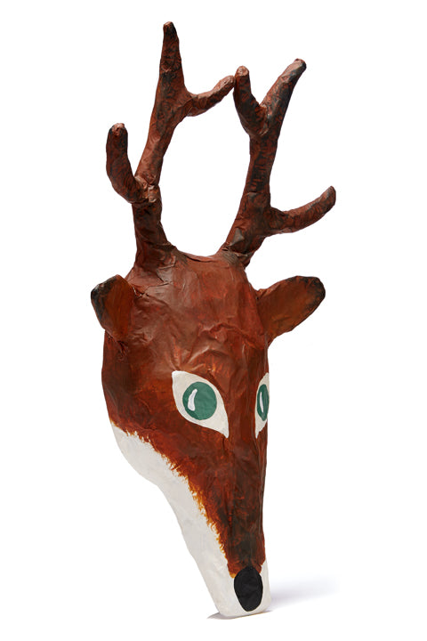 Mr Reindeer Animal Head
