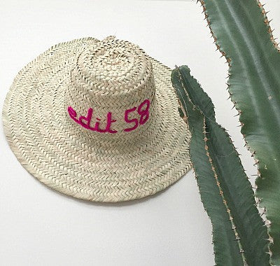 Personalised Embroidered Adult Hat