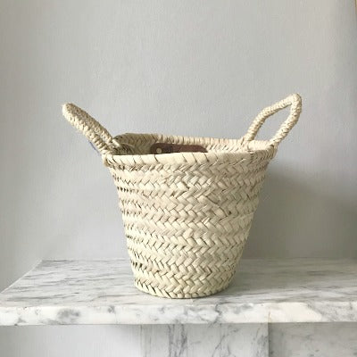 Natural Mini Basket (Second)